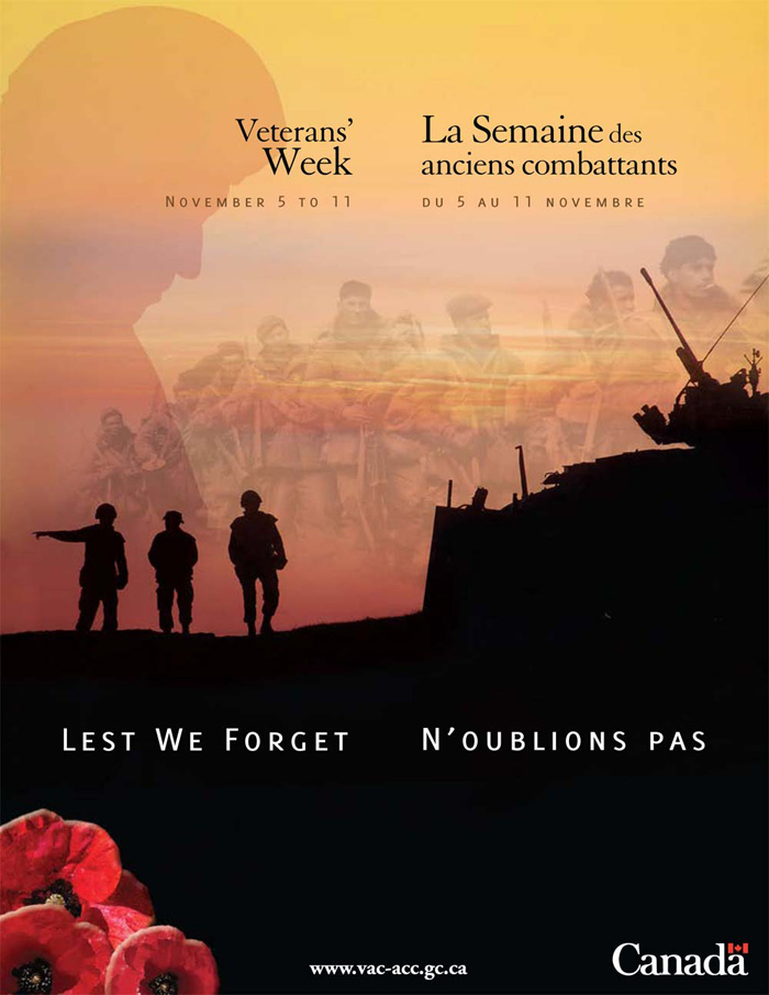 2007 Remembrance Day Poster
