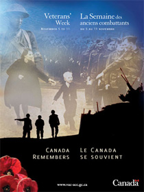 2008 - Canada Remembers