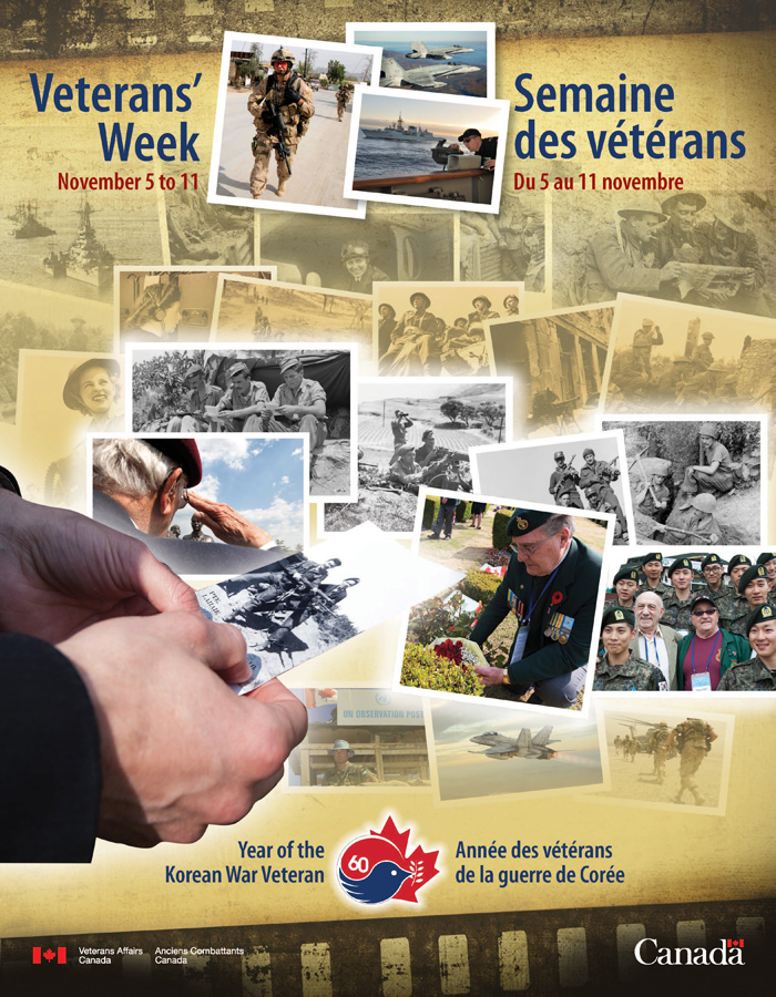 2013 Remembrance Day Poster