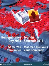 Remembrance Day 2014 - Show You Remember