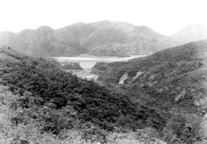 Ty Tam Tuk Reservoir. <em>(Library and Archives Canada PA-114818)</em>