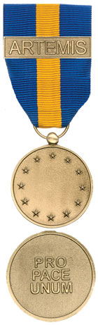 European Security and Defence Policy Service Medal (ESDP)