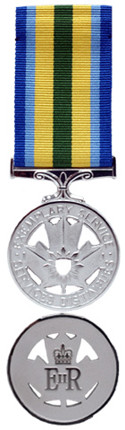 Peace Officer Exemplary Service Medal