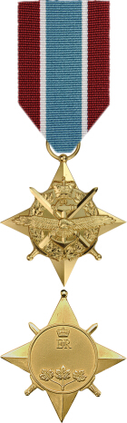 General Campaign Star – ALLIED FORCE (GCS-AF)