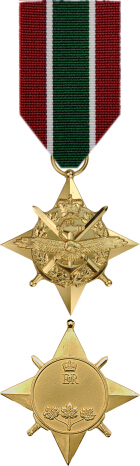 General Campaign Star – SOUTH-WEST ASIA (GCS-SWA)