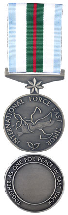 International Force East Timor (INTERFET)