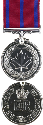 Medal of Bravery (MB)