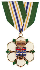 Order of British Columbia (OBC)