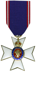 Lieutenant of the Royal Victorian Order (LVO)