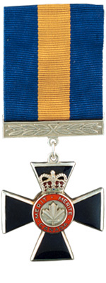 Member of the Order of Merit of the Police Forces (MOM)