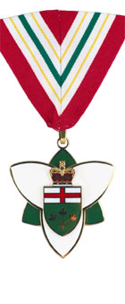The Order of Ontario (O Ont)