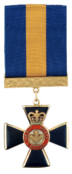 Officer of the Order of Merit of the Police Forces (OOM)
