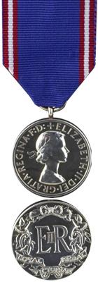 Royal Victorian Medal (RVM)