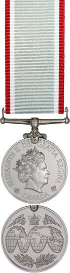 Operational Service Medal – EXPEDITION (OSM-EXP)