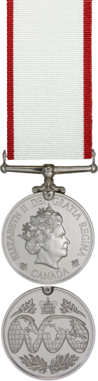 Operational Service Medal – HUMANITAS (OSM-HUM)