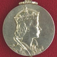 Médaille du couronnement de la reine ÉlisabethII