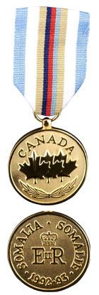 Somalia Medal