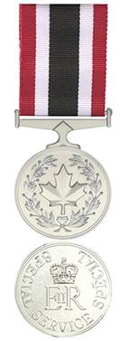 Special Service Medal (SSM)