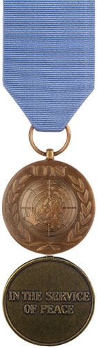 UN Headquarters Medal (UNHQ)