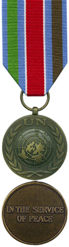 UN Protection Force (Yugoslavia) (UNPROFOR)