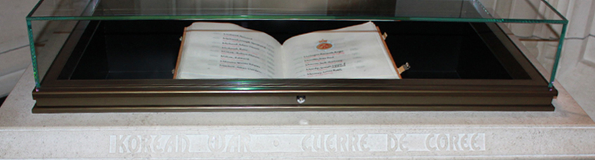 Korean War Book of Remembrance