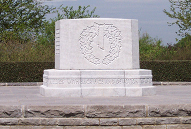 Courcelette Canadian Memorial