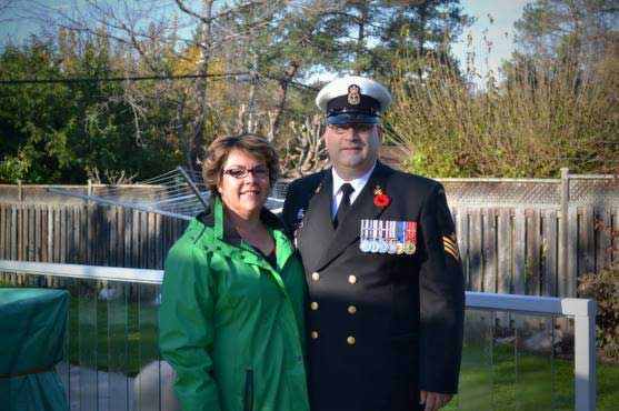 Petty Officer 2nd Class Tony Tremblay