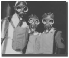 Gas Mask Girls