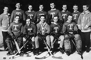 1914 Toronto Blueshirts hockey team