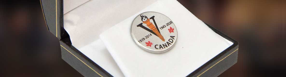 commemorative lapel pin