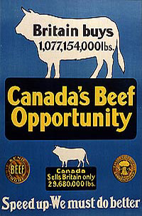 Canada's Beef Opportunity.